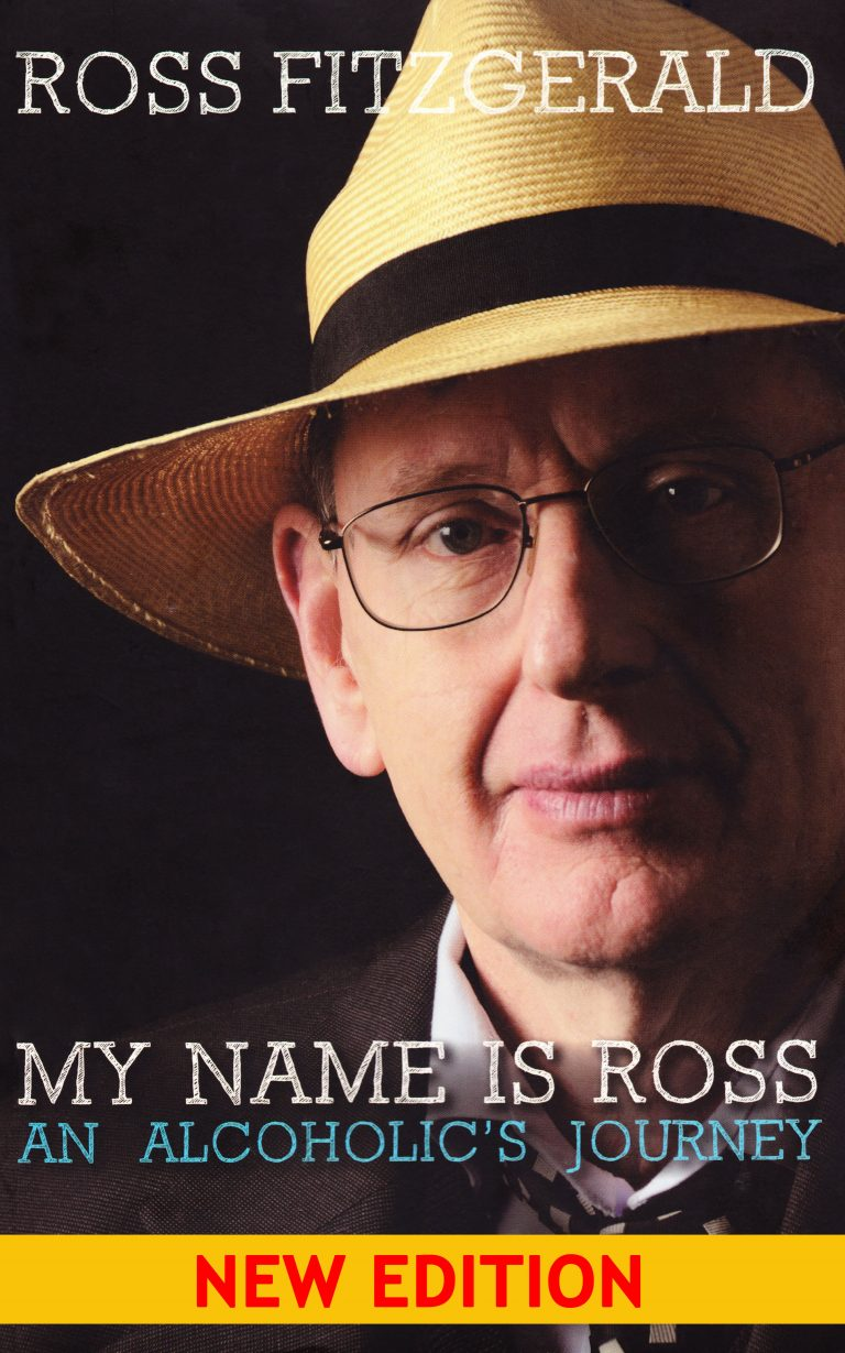 My Name is Ross - New